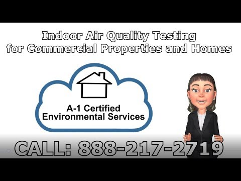 Indoor Air Quality Testing Huntington Beach