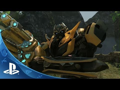 TRANSFORMERS™: Rise of the Dark Spark | PS4™ - PlayStation® Trailer