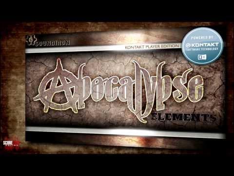 Soundiron Apocalypse Percussion Elements - SCOREcast Review with Marie-Anne Fischer