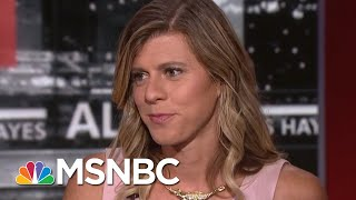 Former White House Stenographer Speaks Out About President Donald Trump | All In | MSNBC
