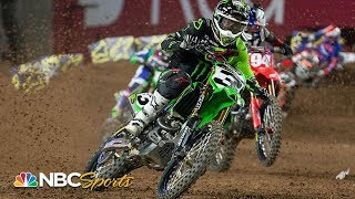 Supercross Round #5 in Oakland   450SX EXTENDED HIGHLIGHTS   Motorsports on NBC