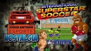 JOGOS ANTIGOS (Esportes) - Nostalgia