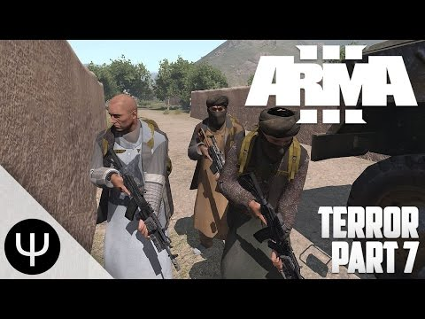 ARMA 3: Takistan Life Mod — Terror — Part 7 — In Captivity!