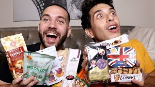 WE TRIED THE BEST CANDY FROM AROUND THE WORLD!!