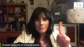 Amanda Grace Talks...A POWERFUL WORD FROM THE LORD ABOUT ROSH HASHANAH AND BEYOND!!