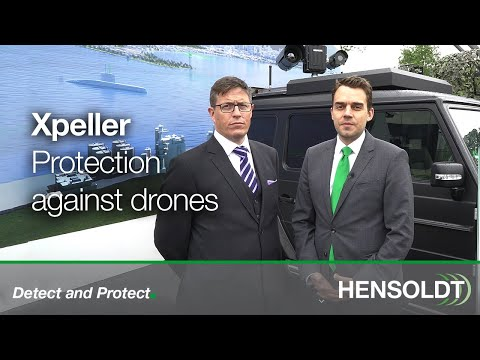 HENSOLDT Xpeller – Insights into the Counter-UAV System