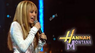 Hannah Montana - Make Some Noise (Live In London) [ HD]