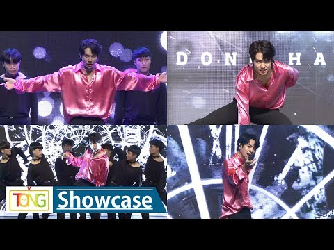 JBJ Kim Dong Han(김동한) 'SUNSET' & 'Ain't No Time' Showcase Stage (D-DAY, Ain't No Time)