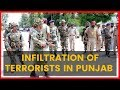 Intel Reports that Infiltration of Terrorists in Punjab, Security Beefed up at Border