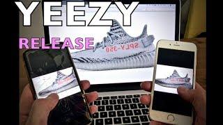 Wir testen wie schwer es ist  Yeezys zu kaufen + Reaktionen 4K