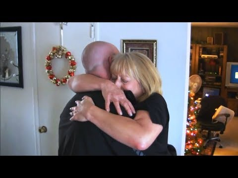 Christmas Surprise Homecoming Compilation [NEW]