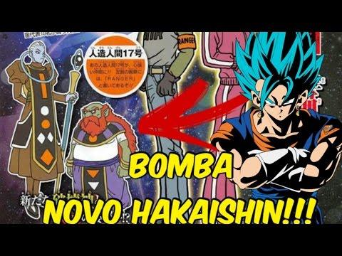 NOVO DEUS DA DESTRUIÇÃO É REVELADO!!! DRAGON BALL SUPER EP 68,69 E 70