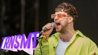 Tom Grennan Performs Found What I've Been Looking For Live At TRNSMT | BBC Scotland