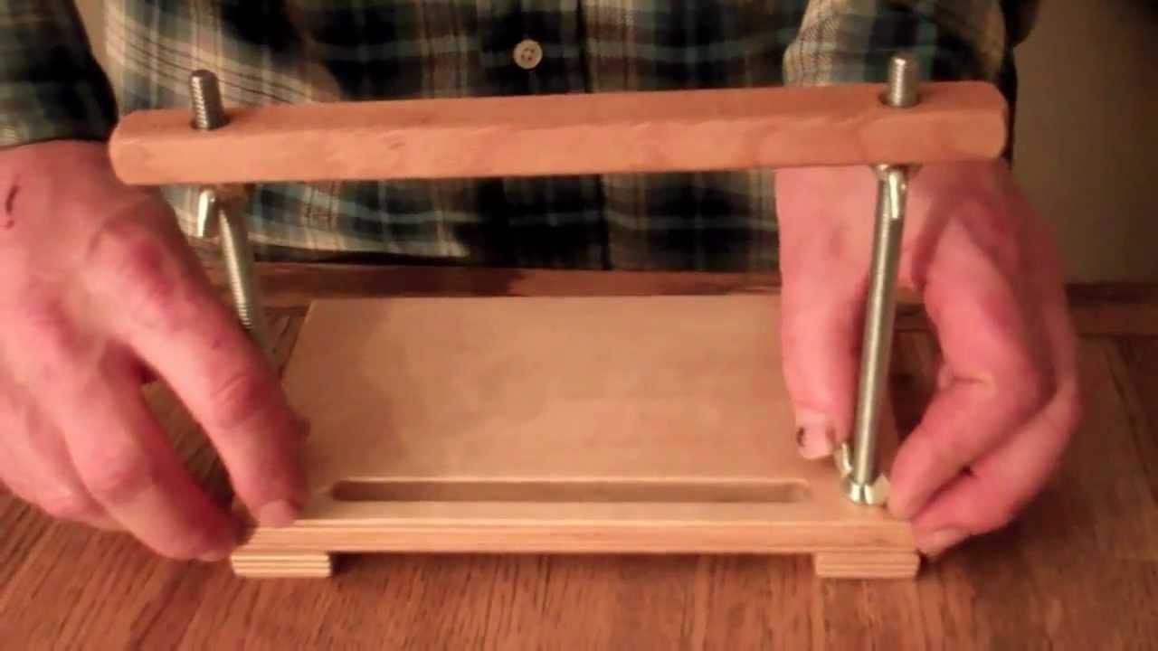 Mini Sewing Frame For Book Binding