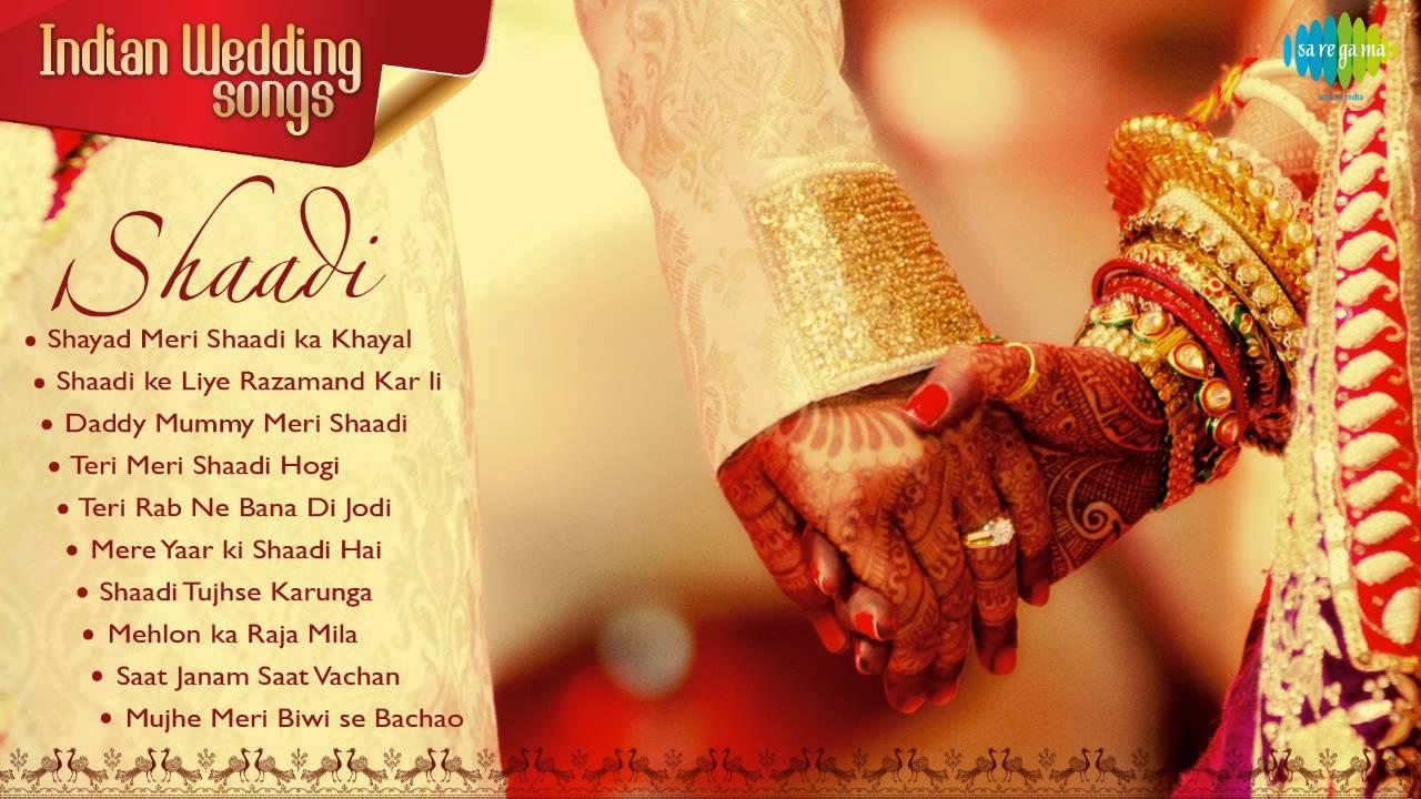 Indian weddings songs 2015