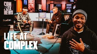 Behind The Scenes Of The Soulja Boy Complex Takeover | #LIFEATCOMPLEX