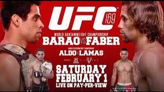 UFC 169: Barao vs Faber - Extended Preview