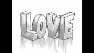 Z Alphabet Love All comments on How to Draw 3D LOVE Graffiti Letters - YouTube
