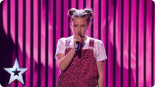 What a VOICE! Giorgia Borg hits the right notes   Semi-Finals   BGT 2019