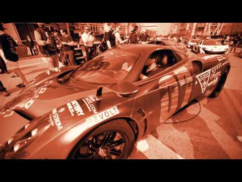 Gumball 3000 - Stockholm to Vegas 2015 - 6 Days across the world rolled into 30 secs of MAYHEM!