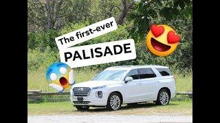 The first-ever 2020 Hyundai Palisade | Walk around |Victoria Hyundai