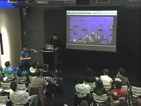 MeetUp VGA III: Programa tu propio plataformas desde cero con Unity2D