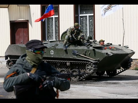 Pro-Russian Militias Continue To Occupy Buildings In Eastern Ukraine - Smashpipe News
