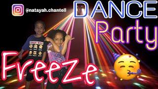 FREEZE Dance Challenge! | Dance Party | Team X vs Team L !
