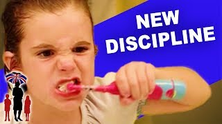 Kids Don't Take Well To New Discipline In House   Supernanny