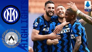 Inter 5-1 Udinese | Inter closes the league as champions with a 5-goal game | Serie A TIM