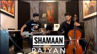Shaman Paiyaan – Nusrat Fateh Ali Khan – Leo Twins