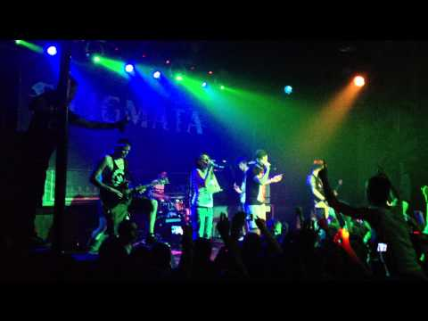 STIGMATA - Одиночество (Live Moscow Milk 31.03.2012)