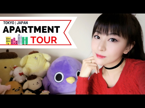 JAPANESE APARTMENT TOUR | My Apartment in Tokyo