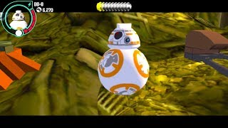 Lego Star Wars: The Force Awakens (PS Vita/3DS/Mobile) Trash Compactor