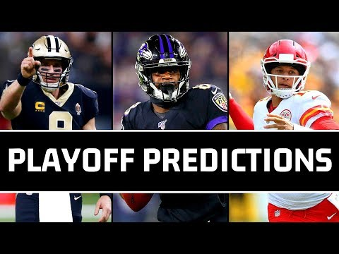 Full NFL Playoff Predictions 2020 | Who Will Win Super Bowl 54?
