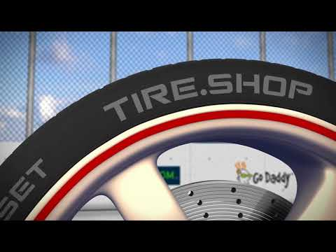 Tire.Shop - World's Best Tire Retail And Repair Domain Name