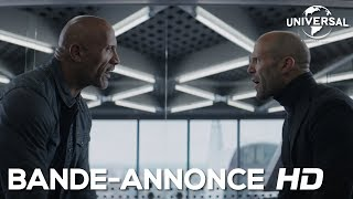 Fast & furious : hobbs & shaw :  bande-annonce VF