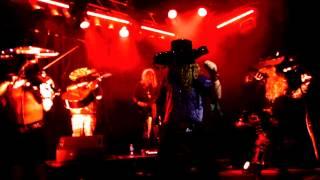 Metalachi - Master Of Puppets ( Amazing violin intro )