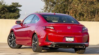 WATCH THIS!! 2016 Honda Accord Coupe V6