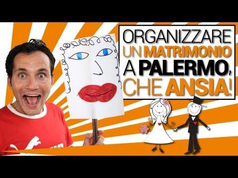 Organizzare un matrimonio a Palermo, che ansia!