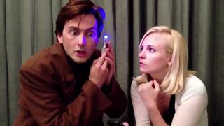 David Tennant Returns as The Tenth Doctor with Jenny