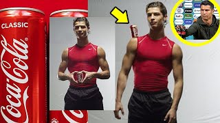 Cristiano Ronaldo Commercials That Will Suprise You…🔥