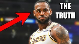 The TRUTH About LeBron James At Point Guard For The Lakers (Ft. NBA Height)