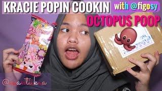 KRACIE POPIN COOKIN DODOTTO OCTOPUS POOP x @figosy #2