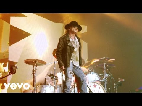 Baixar Guns N' Roses - Welcome To The Jungle (Live)