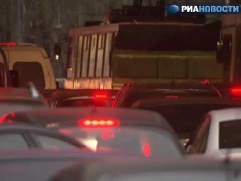 Самая проблемная развязка Москвы