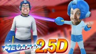 Robo Boys - MegaMan 2.5D Gameplay Part 1