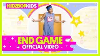 KIDZ BOP Kids - End Game (Official Music Video) [KIDZ BOP 38]
