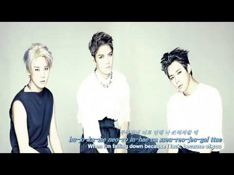 [Eng, Rom & Kor] JYJ - Let Me See