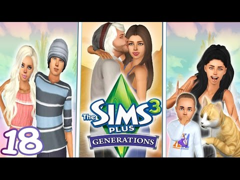Let's Play : The Sims 3 Generations S2 - ( Part 18 ) - Graduation